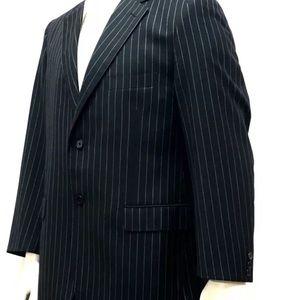 Other - GIORGIO VALENTINI Men's Suit Jacket 44R Black